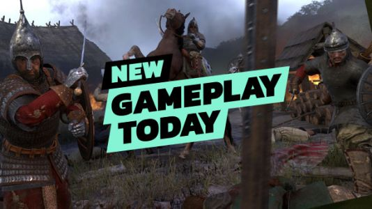 New Gameplay Today -Kingdom Come: Deliverance