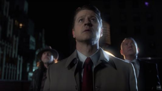 Batman Introduces Himself To Jim Gordon in Trailer For The GOTHAM Series Finale and First Look at the New Catwoman
