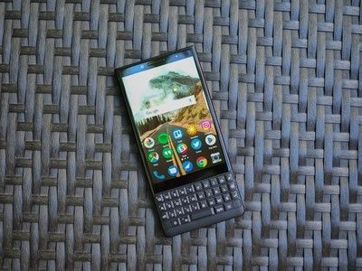 The BlackBerry KEY2 smartphone is more than $70 off right now