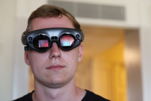 Magic Leap One's first big game is Angry Birds, here's what it's like to play it