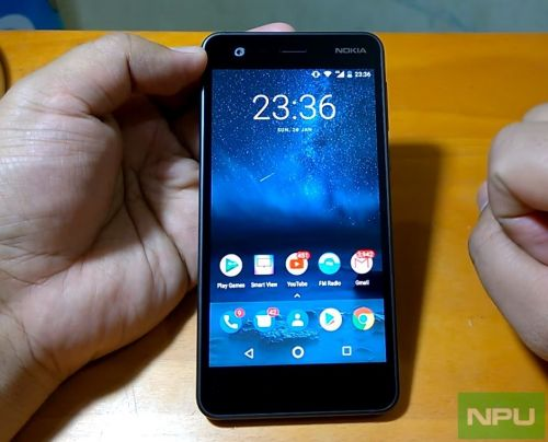 Nokia 2 gets October Security update now