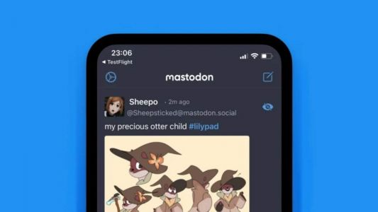 Mastodon has finally released an official app for iPhone