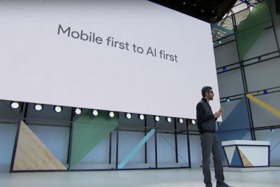 AI and Machine Learning Take Center Stage at Google I/O 2017