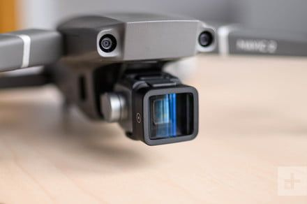 Moment Air brings an anamorphic lens to DJI's drones for cinematic flair