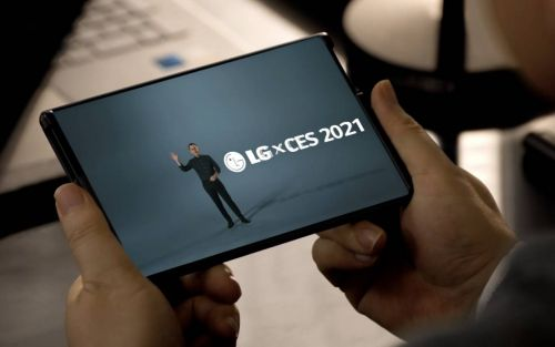 LG confirms it may abandon smartphones
