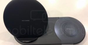 New images of Samsung's Wireless Charger Duo leak online
