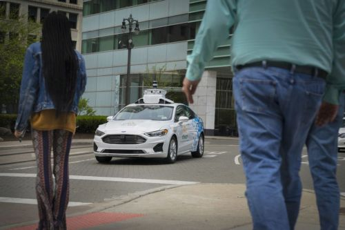 Ford will test new third-generation self-driving cars in Detroit
