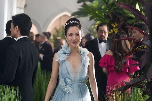 'Crazy Rich Asians' is extravagant, hilarious, and poignant - and you absolutely have to see in theaters to get the full experience