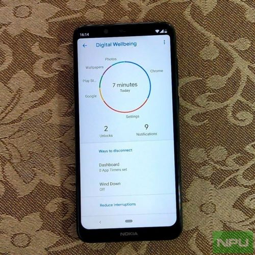 Nokia 5.1 Plus receiving June security update 2019 now