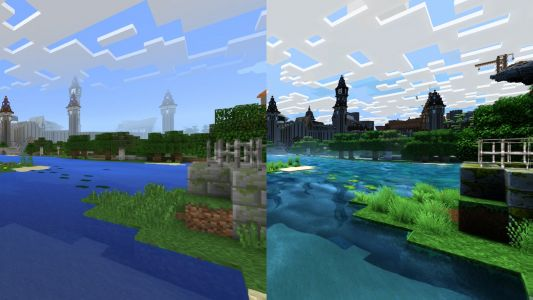 Giant 'Minecraft' graphics upgrade delayed to 2018