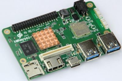 Huawei's HiKey 960 is a high-end alternative to the Raspberry Pi