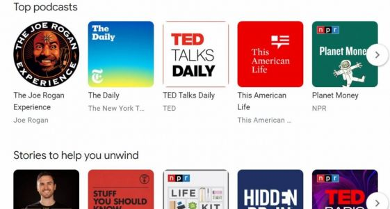 Google Podcasts gets RSS feed support for access to premium shows