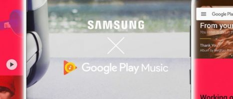 Samsung Google Play Music team-up makes Galaxy S8 more vanilla