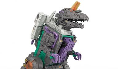 Check Out Trypticon, The Biggest Decepticon Toy Ever Made