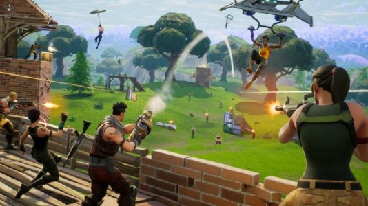Fortnite Battle Royale Gets 50 Vs. 50 Mode