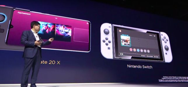 Look Out, Nintendo: New Smartphone Doesn't Shy Away From Pinpointing Its Competition