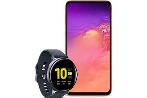 Amazon's free Galaxy Watch Active 2 deal extends to the Galaxy S10e