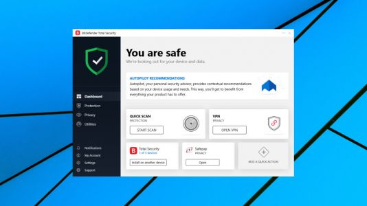 Bitdefender wants to protect your device for just over 7 dollars, but there's a catch