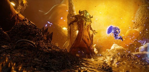 Warmind, Destiny 2's next DLC, involves aggressive debugging