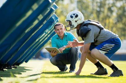 A new smart foam in football helmets could help detect concussions