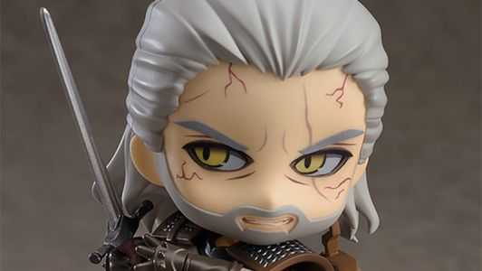 Geralt Is The Next Nendoroid To Steal Our Hearts