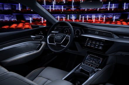 What's next for in-car entertainment? Audi believes it knows