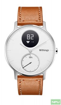 Nokia launches Withings Steel HR Leather Special Edition for Mother's Day gifting