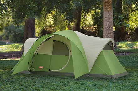 Amazon drops a 50% outdoors sale on the Coleman Elite Montana Tent for Prime Day