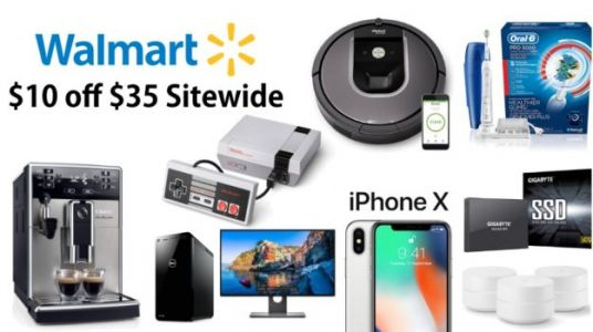 Geek Deals: $10 Off NES, SNES Classic at Walmart for New Users