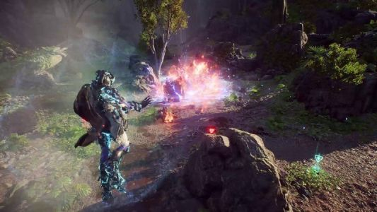 Anthem launches on Xbox One and PC