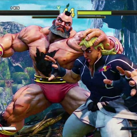 Quick Look: Street Fighter V: Arcade Edition