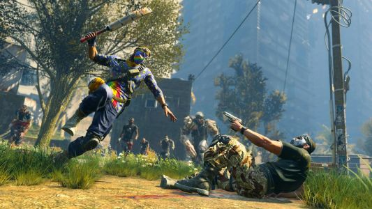 Dying Light's New Battle Royale-Style Mode, Bad Blood, Release Window Announced