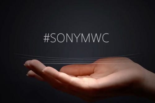 Does this Sony teaser hint it will unveil curved phones at MWC 2018?