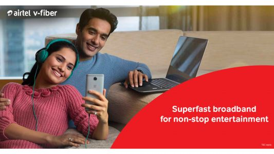 Here's how Airtel broadband subscribers can get 1000GB bonus data