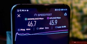 Canada's average broadband download speed is 86.92Mbps