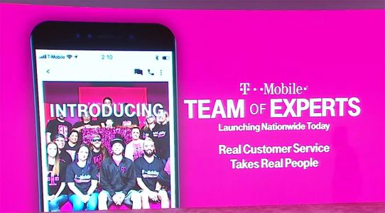 T-Mobile launches Team of Experts for better customer service