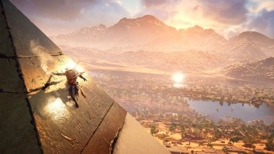 Assassin's Creed Origins gets a riveting launch trailer