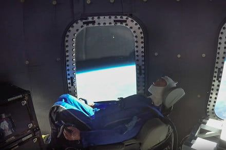 Mannequins in space! Watch Jeff Bezos' rocket company test a new crew capsule