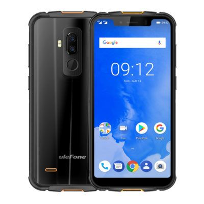 Ulefone's Tri-Proof Armor 5 Handset Coming With A Notch