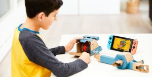 Nintendo announces Google Cardboard-like 'Labo' DIY Switch toys