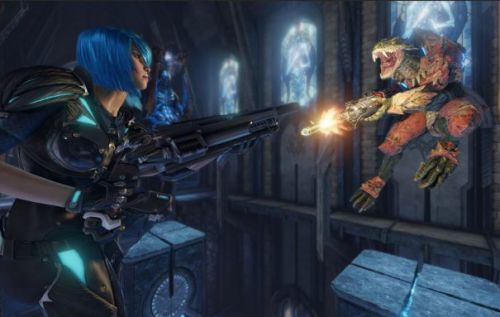 Quake Champions follows Fortnite's lead with new Battle Pass option