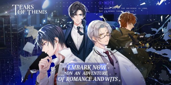 Tears of Themis is an upcoming romantic detective game for iOS and Android from Genshin Impact developer miHoYo