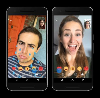 Facebook Messenger Adds More Features To Video Chat Service