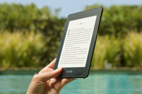 The new Kindle Paperwhite is finally waterproof