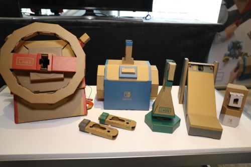 Nintendo Labo Vehicle Kit Review: The Most Fun Labo Yet