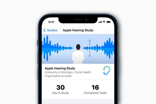 Apple shares early results from its Hearing Study