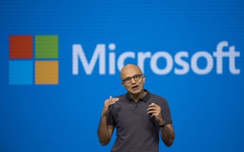 Microsoft distances itself from US border row after boasting of work with government