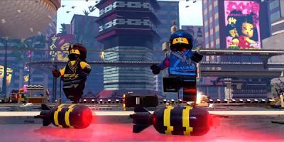 What Sets The LEGO Ninjago Movie Video Game Apart From Other LEGO Games