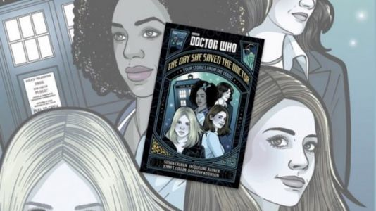 'Doctor Who' Collection Features Stories About Women, By Women