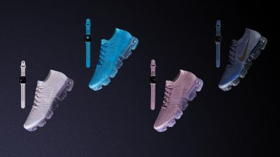 Nike's latest Apple Watch bands match your VaporMax shoes